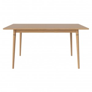 CONEY table oiled oak