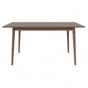 Table CONEY noyer huilé