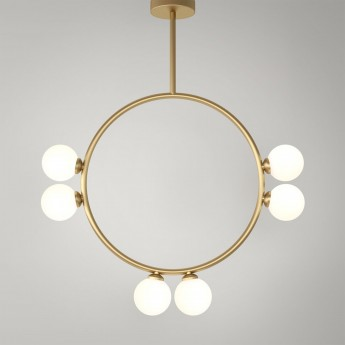 CIRCLE pendant - 3 Globes