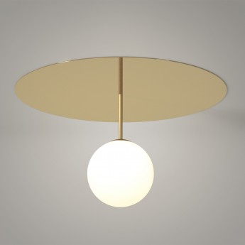 PLATE AND SPHERE 2 ceiling