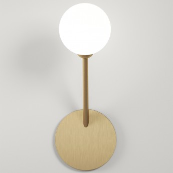 ROW wall light - Brass
