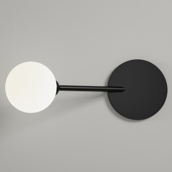 ROW wall light - Black