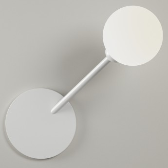 ROW wall light - White