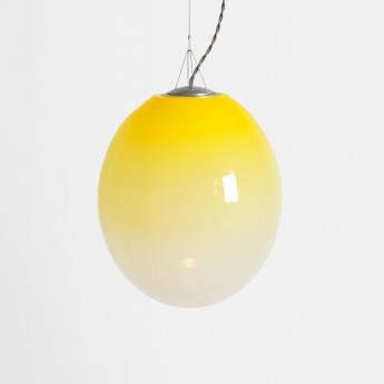 GRADATION yellow - Small pendant