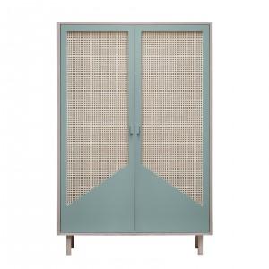 STRAW blue closet
