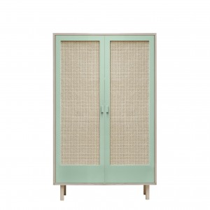 STRAW water green closet small