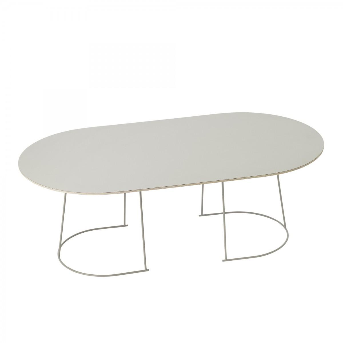 Large Table Table Airy Basse Muuto PZkXuwOTi