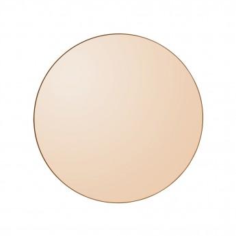 Miroir CIRCUM amber