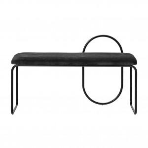 ANGUI anthracite bench