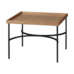 UNITY oak/black table