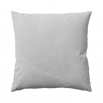 Coussin PUNCTA light grey