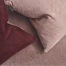 PUNCTA light grey cushion
