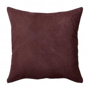 PUNCTA bordeaux cushion
