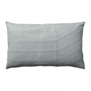 CORIA pale mint cushion