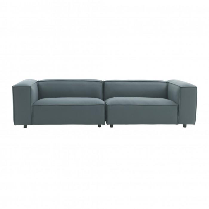 DUNBAR modular sofa - 3 seat - Kvadrat Hero 991