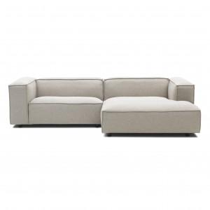 DUNBAR modular sofa 1 - Polvere 21 Beige