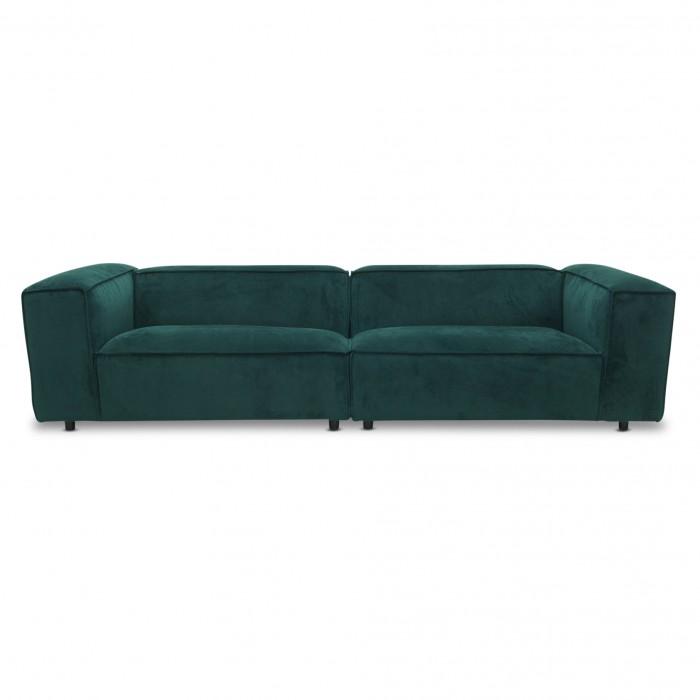 DUNBAR modular sofa 1 - 3 seat - Seven 162 Forest