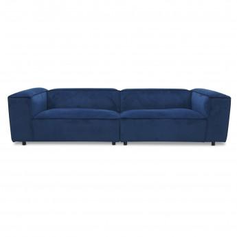 DUNBAR modular sofa 1 - 3 seat - Seven 49 Navy