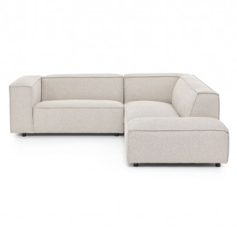 DUNBAR modular sofa 2 - Polvere 21 Beige