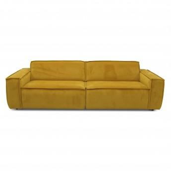 EDGE modular sofa - 3 seat - Seven 23 Ocre