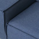 Canapé modulable EDGE - Loveseat - Sydney 80 Navy