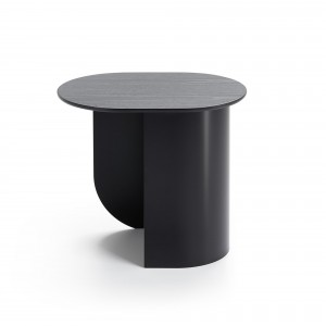 PLATEAU S black coffee table