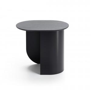 Table basse PLATEAU S - noir