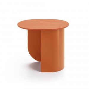 Table basse PLATEAU S - caramel