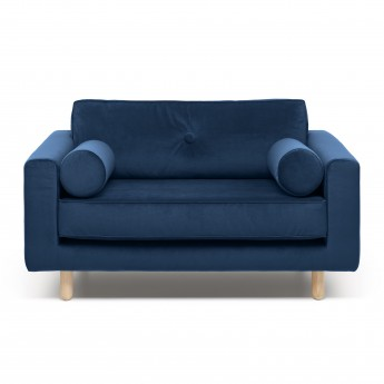 AVNEUE loveseat - Seven 23 yellow