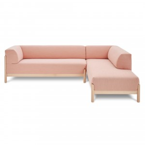 KATE modular sofa - Steelcut 2 515
