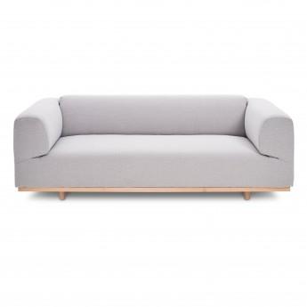 JUNO sofa - 3 seat - Board zinc