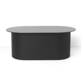 PODIA Black low table