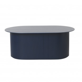 PODIA Dark Blue low table