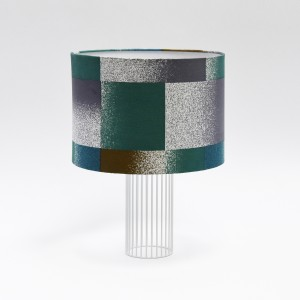 MAGIC Lamp kaki/Vibration fabric