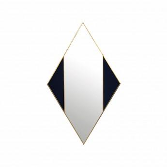 Miroir DIAMOND bleu