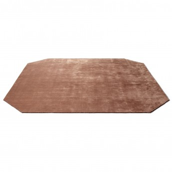 THE MOOR AP8 rug - Red