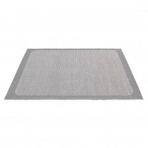 PEBBLE L rug - Light grey