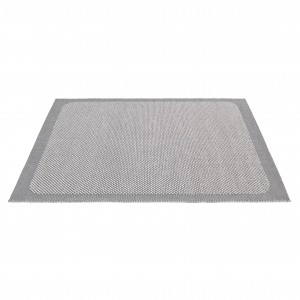 Tapis PEBBLE L - Gris clair