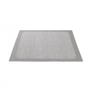 PEBBLE S rug - Light grey