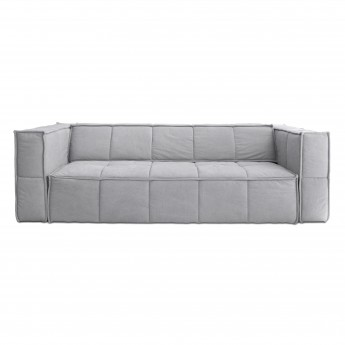 CUBE sofa 3 seats - Light grey