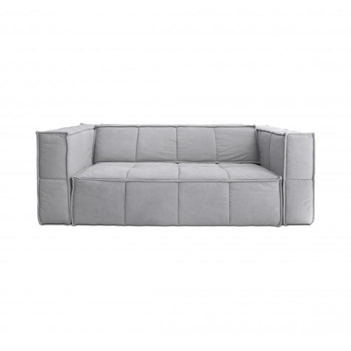 CUBE sofa 3 seats - Light grey