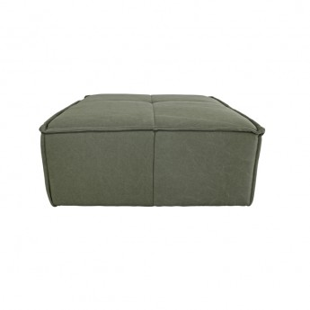 CUBE pouf - Army green