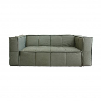 CUBE sofa 3 seats - Army green