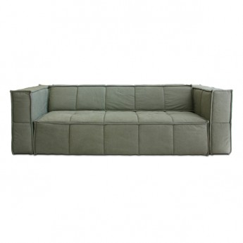 CUBE sofa 4 seats - Army green