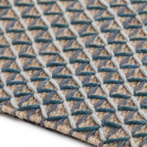 RAW rug Blue