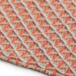 RAW rug Pink