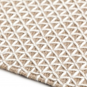 RAW rug White