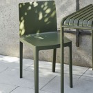 Chaise ELEMENTAIRE olive