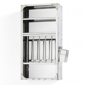 INDIAN plate rack M