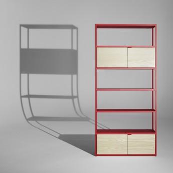 Vertical shelf NEW ORDER